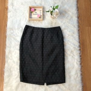 Anthropologie Skirts - Anthropologie Maeve Goban Dot Black Pencil Skirt